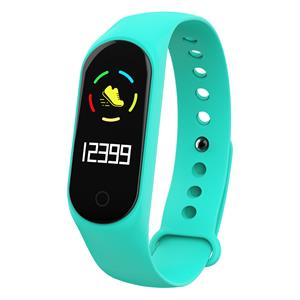M4S smart band green 2