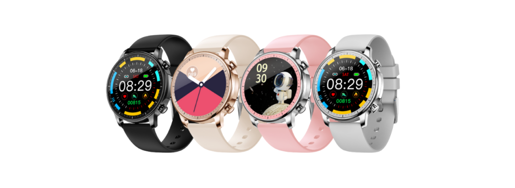 7 best smartwatch manufacturers in China banner